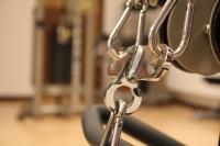 Utrustning gymmet Vissefjärda